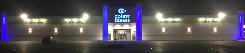 Colaw Outside