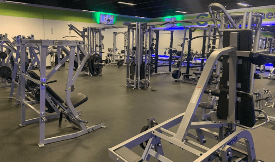 5 best gyms in OKC
