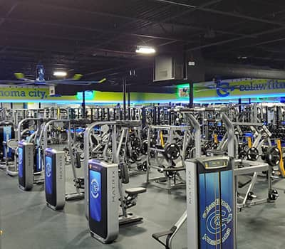 Oklahoma City Gyms 11