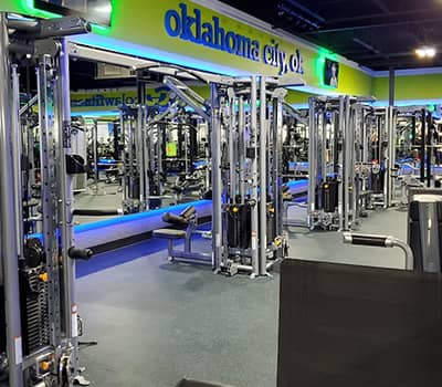 Oklahoma City Gyms 12