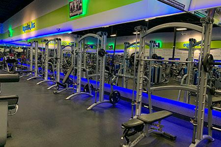 Topeka Gyms