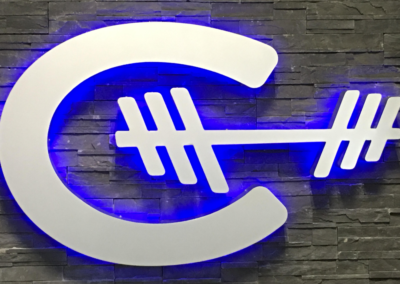 Colaw Fitness Sign